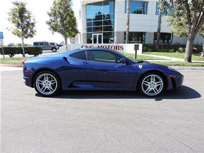 2004 f430 for sale purchase used 2004 f430 coupe 430 tour de