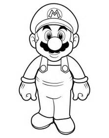 Super Mario Bros2 1988 Colouring Pages sketch template