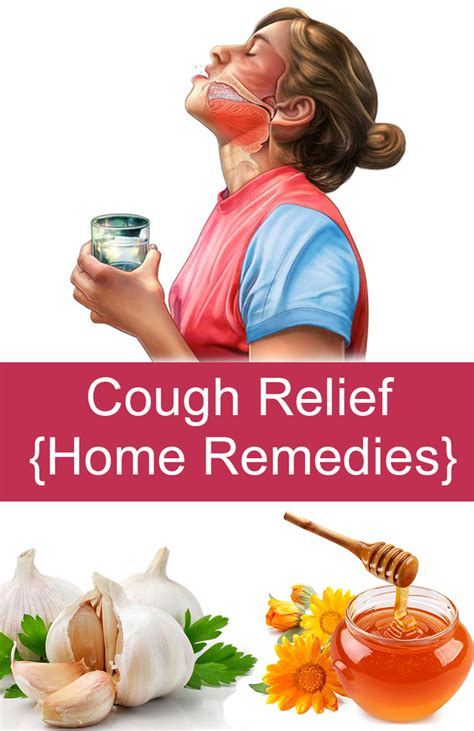 home remedies to get rid of a cough