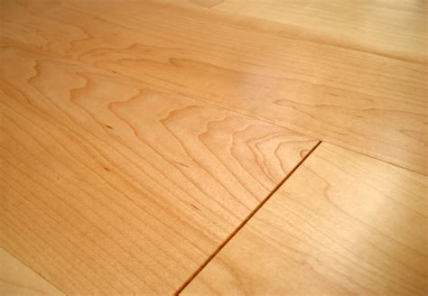Owens Flooring Hard Maple Select Factory Finished