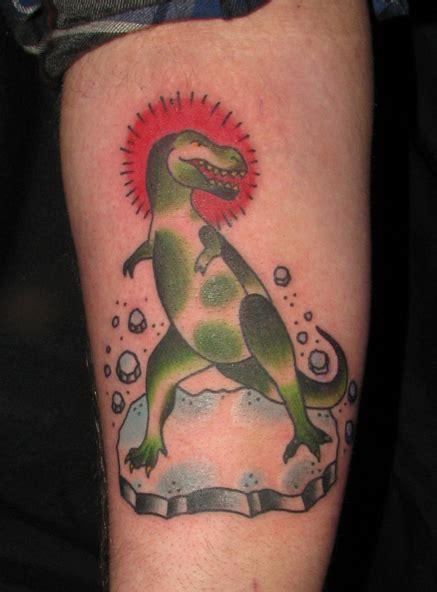 cartoon t rex tattoo t rex sara purr tattoo