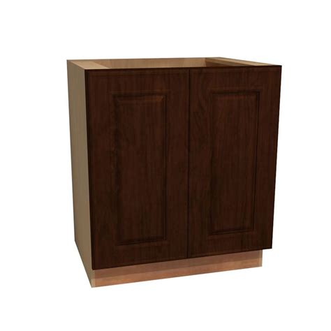 assembled 18x34 5x24 in base kitchen cabinet with 3 home decorators collection roxbury assembled 18x34 5x24 in