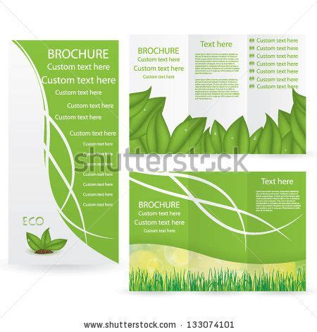 brochure template environmental 1000 images about brochure ideas on pinterest creative