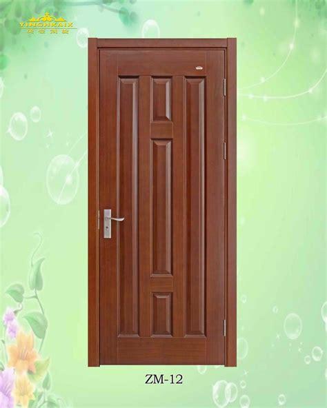 Solid Wood Doors by China Solid Wood Door Zm 12 China Wood Door Solid