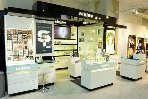 Sisley Shop by Retail Masters Reference