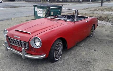 datsun fairlady for sale is this 1964 datsun fairlady for you