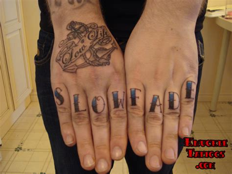 hand tattoos fade ideas boys tattoos for
