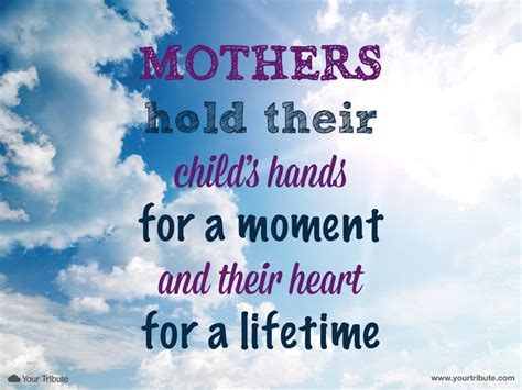 comforting quotes about death of a mother loss of mother quotes your tribute