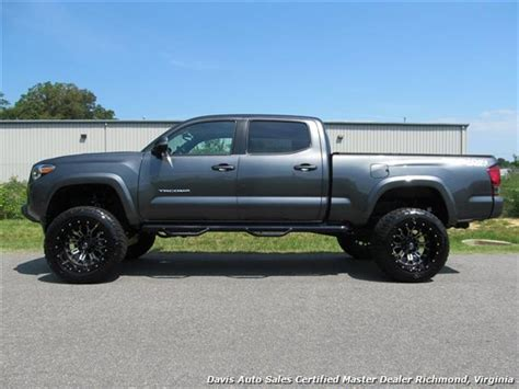 tacoma long bed 2016 toyota tacoma trd sport off road 4x4 crew cab long bed
