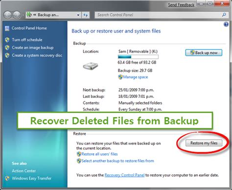 How To Recover Pictures From
