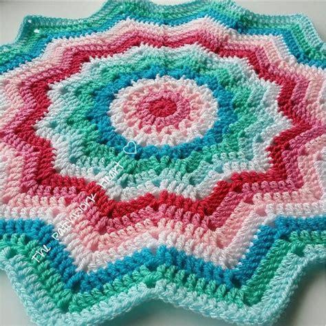Aspen Decke Mit Sternen by Rainbow Ripple Baby Blanket From Patchwork Loremar