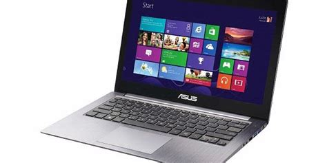 Laptop Asus Windows 8 Layar Sentuh laptop quot touchscreen quot belum marak di indonesia kompas