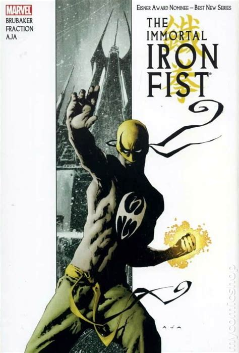 immortal iron fist 27 a aug 2009 comic book by marvel immortal iron fist omnibus hc 2009 comic books