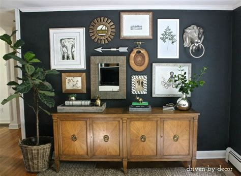 best gallery walls my home office gallery wall reveal tips driven by decor