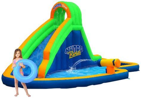 backyard water slides for kids top 10 best inflatable water slides for kids to have at home