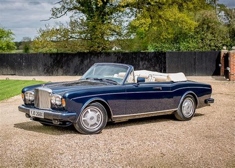 rolls royce corniche convertible ref 143 1982 rolls royce corniche convertible to bentley