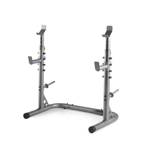 weights bench with squat rack gym squat rack workout bench power weight fitness exercise