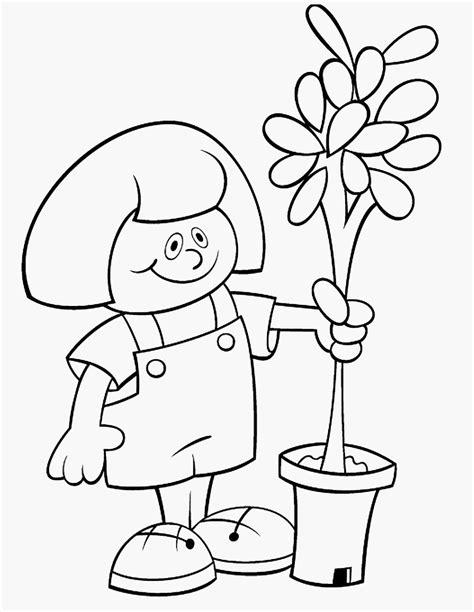 desenho de plantas meus trabalhos pedag 243 gicos 174 desenhos colorir meio
