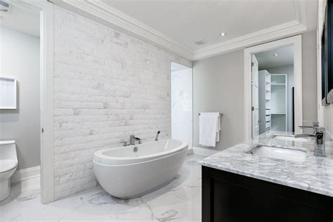 ensuite master bath modern islington home asks 2m 53 burnhamthorpe cres