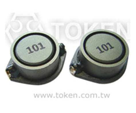 token power inductors power inductors wirewound inductors tpsdc token components
