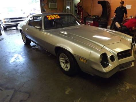 79 berlinetta camaro find new 79 camaro berlinetta in martinsville indiana