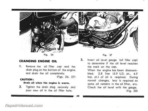 73 Honda Cb450 Repair Manual