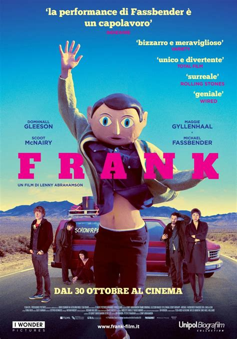 What The Frak frank 2014