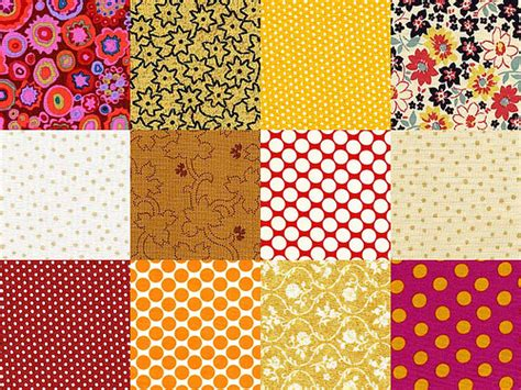 Patchwork Materials - ways to be practical and creative with patchwork fabrics