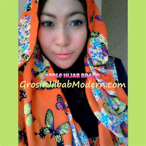 Jilbab Serut Kupu Modern jilbab hoodie series