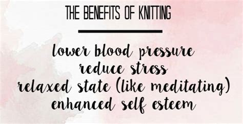the health benefits of knitting the new york times 10 knit home decor ideas at home with ashley