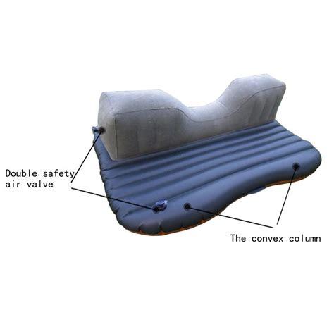Slumber Air Mattress by Car Back Seat Selfdrive Travel Air Mattress Sleep Outdoor
