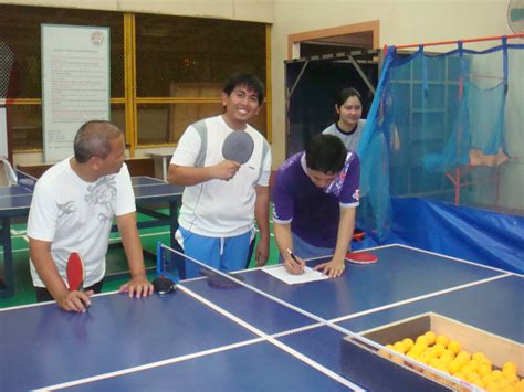 table tennis coaching near me the travelling coach electrifying meralco players