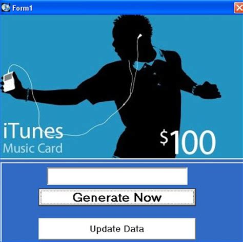 Itunes Gift Card Generator Torrent - free itunes gift card generator 2012