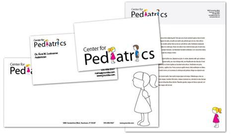 Pediatric Business Card Templates by Pediatric Business Cards Choice Image Business Card Template