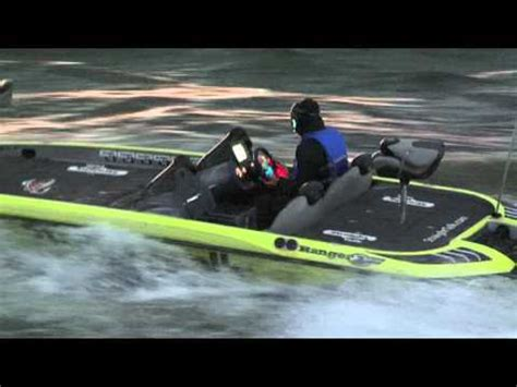 top ten bass boats flw bass tournament take off prior to severe thunderstorm