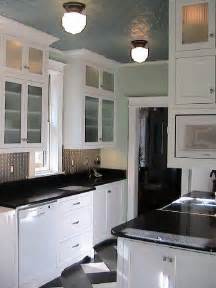 White Or Black Kitchen Cabinets Cococozy Kitchen Week An Idaho Reader Inspired To