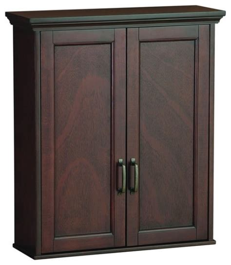 Wall Cabinets For Bathrooms Cherry Bathroom Wall Cabinet Home Furniture Design
