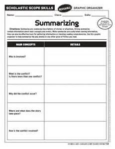 2nd grade summarizing worksheets summarizing worksheets