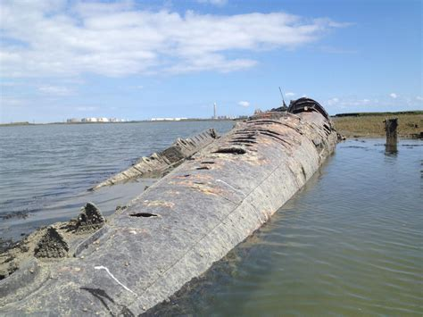u boat watch any good have you visited the ww1 german submarine wreck medway