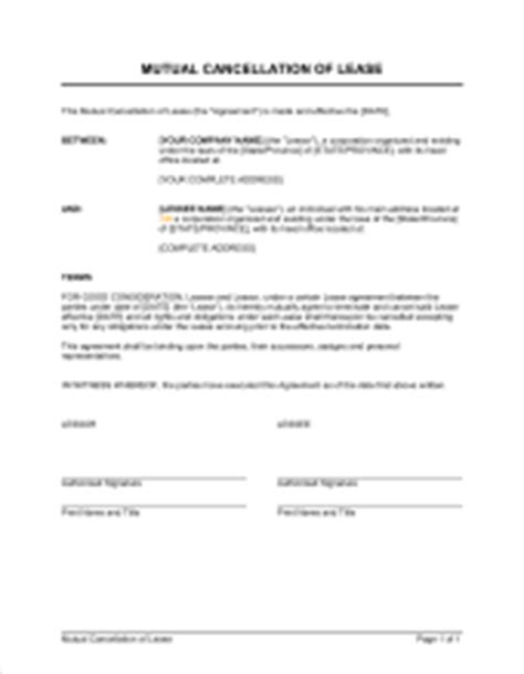 Termination Of Lease Agreement Letter South Africa Early Termination Of Lease Agreement Letter Sle South Africa Letter Termination Employee