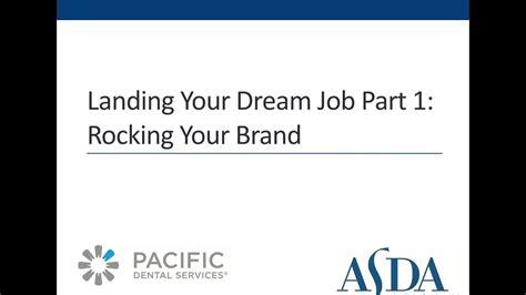 design your dream job landing your dream job rocking your brand my stuff design