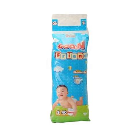 Murah Goon Xl 20 Goo N Smile Baby Xl 20 diapers day 15 blibli