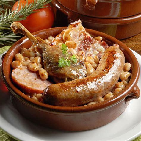 recette cuisine traditionnelle fran軋ise recette le cassoulet traditionnel de castelnaudary