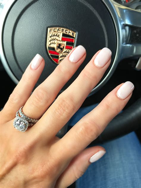 shellac nail polish light gel nails cnd shellac romantique nails pinterest