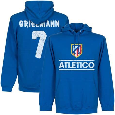 Sweater Hoodie Atletico Madrid 1 atletico griezmann no7 hoodie royal