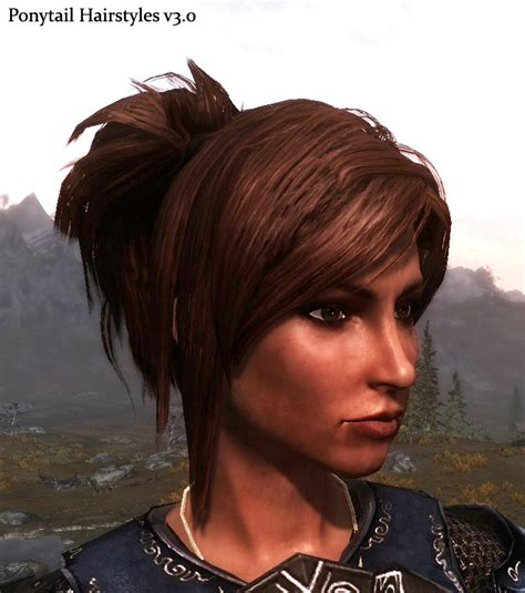 hdt hair skyrim skyrim hdt hairstyle new style for 2016 2017