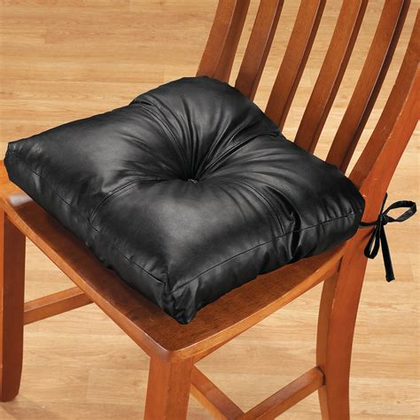 faux leather chair pads australia faux leather chair pad chair pad dining chair pad
