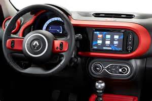 Renault Twingo Interior New Renault Twingo Interior Official Image