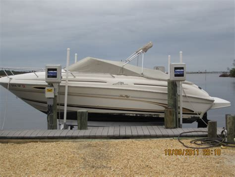 boat lift nj boat lifts installation construction and repair