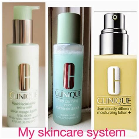 Clinique Skin Care clinique clinique 3 step skin care range review